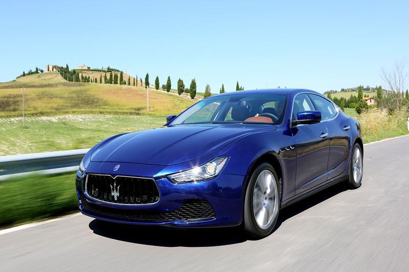 Maserati Ghibli 3.0 V6 Diesel (2014)