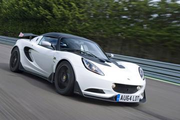 Bijna klaar: Lotus Elise S Cup