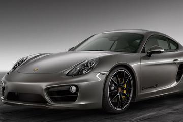 Porsche komt met exclusieve Cayman S
