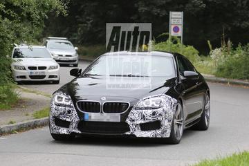 Kleine facelift BMW M6