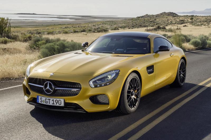 Verlossing: Mercedes-AMG GT