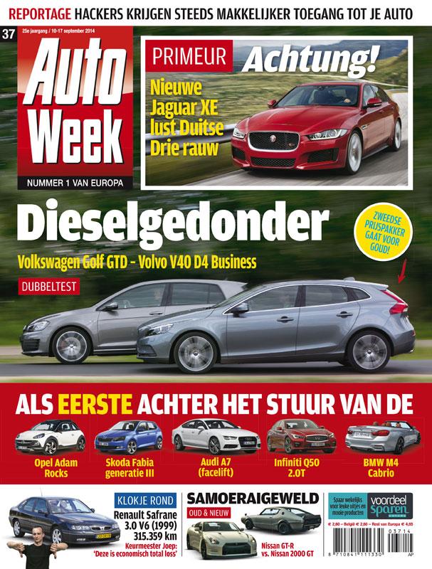 AutoWeek 37 2014