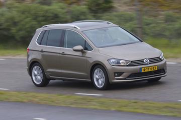 Volkswagen Sportsvan 1.2 TSI DSG Highline (2014)
