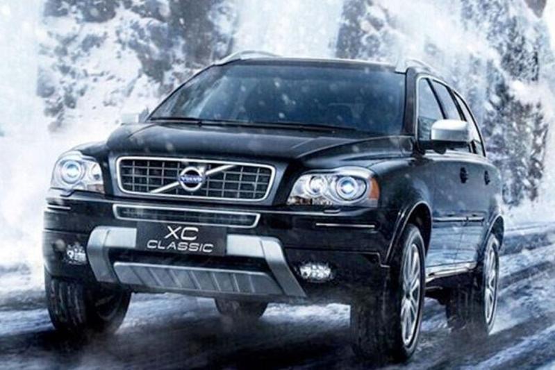 Volvo XC90 Classic goes China