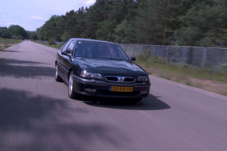 Klokje rond - Renault Safrane 3.0 V6