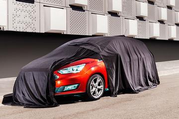 Ford plaagt met stukje nieuwe C-Max