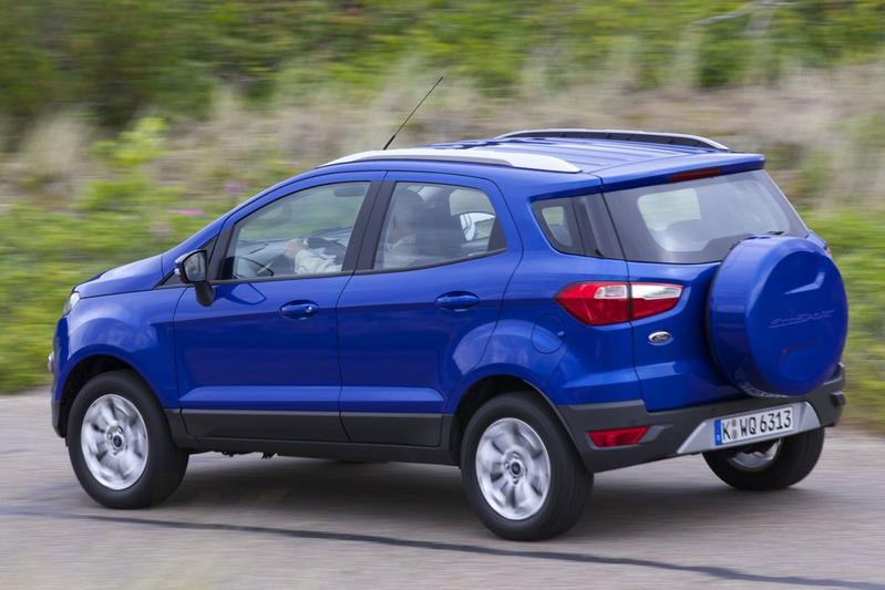 Ford Ecosport 1.0 Ecoboost Titanium (2014)