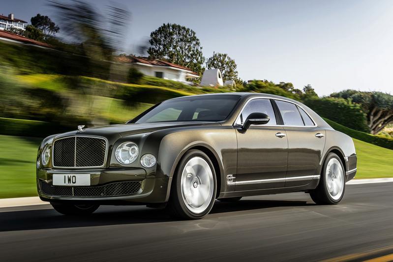 Bentley Mulsanne Speed: Britse flair met 537 pk