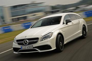 Mercedes-Benz CLS 63 AMG S Shooting Brake