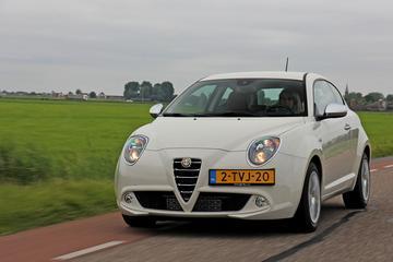 Nieuwe motor voor Alfa Romeo Mito