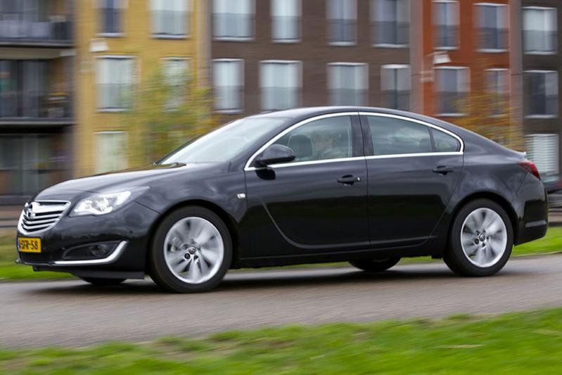 Opel Insignia 2.0 CDTI 5-d Cosmo (2014)