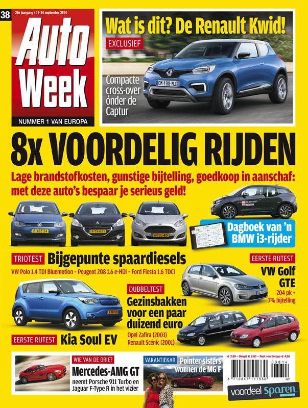 AutoWeek 38 2014
