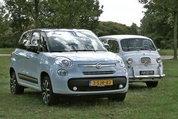 Geschiedenisles - Fiat 600 Multipla