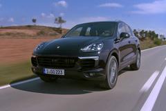 Rij-impressie - Porsche Cayenne S