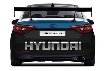Hyundai bouwt Sonata met 708 pk