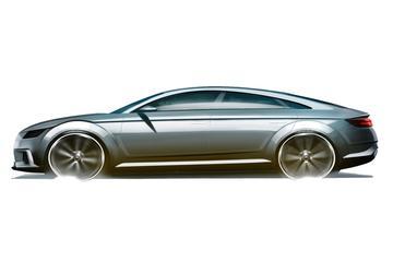 Audi TT Sportback op komst