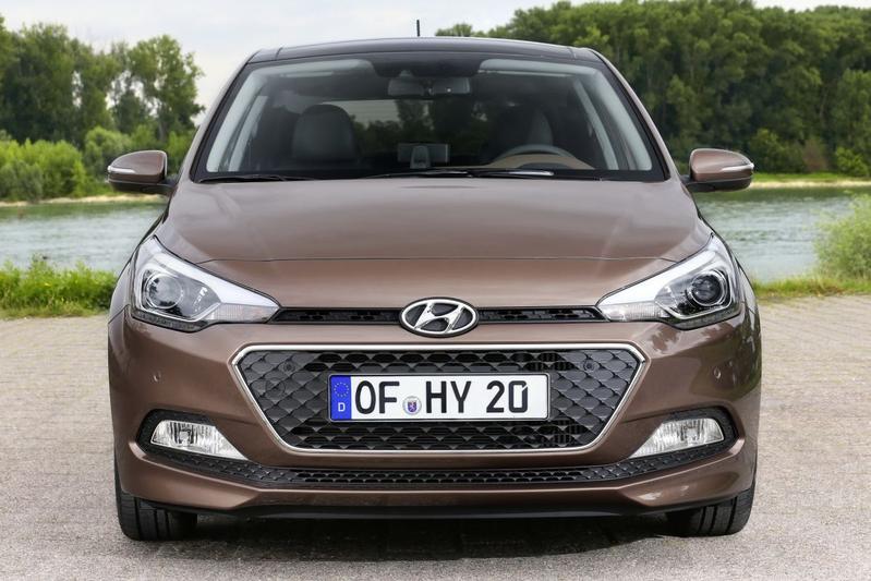 Meer varianten Hyundai i20 mogelijk