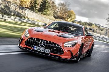 Mercedes-AMG GT Black Series breekt 'Ringrecord'