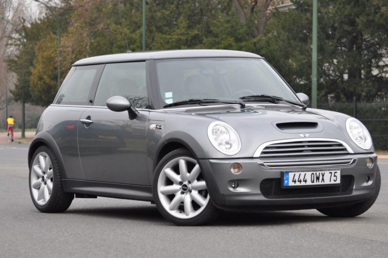 mini cooper s park lane 2006. Black Bedroom Furniture Sets. Home Design Ideas