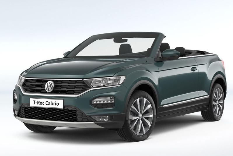 Volkswagen T-Roc Cabrio - Back to Basics