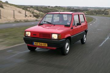 Eindejaarsvideo - Michiel - Fiat Panda