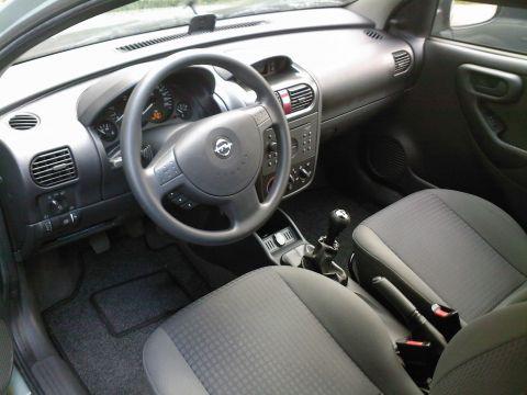 Opel corsa 1 2 16v comfort 2002 for Opel corsa c interieur
