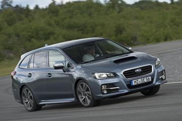 Gereden: Subaru Levorg