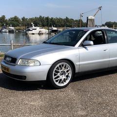Audi A4 1.8 5V Turbo (1999)
