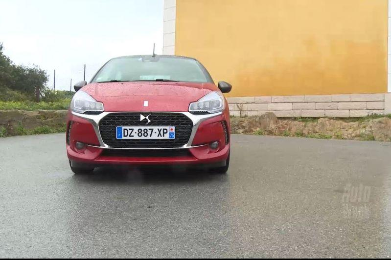 Rij-impressie DS3 (+ Performance)