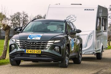 Hyundai Tucson uitgeroepen tot trekauto van het jaar