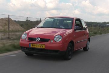 Klokje Rond - Volkswagen Lupo SDI