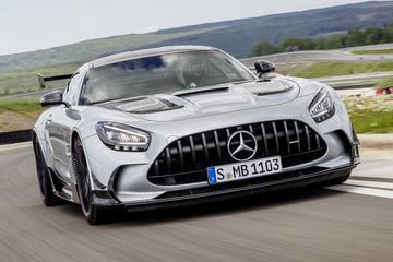 'Mercedes-AMG GT bijna uit productie'