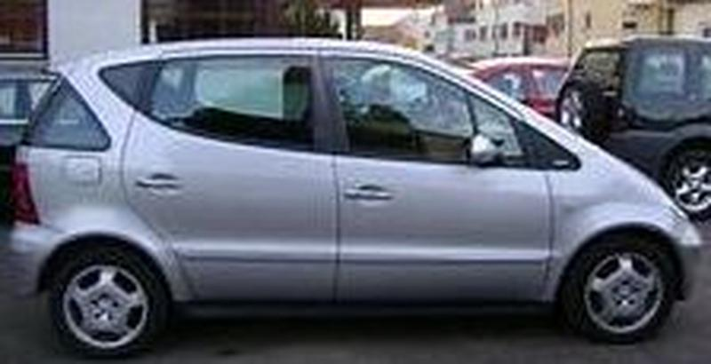 Mercedes-Benz A 160 Elegance Lang (2001)