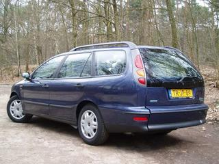 Fiat Marea Weekend 1.6 16V SX (1998)