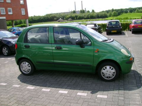 Daewoo Matiz SE (2000) - AutoWeek.nl