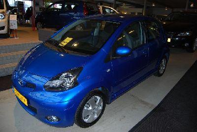 Toyota Aygo 1.0 12v VVT-i Dynamic Blue 2010