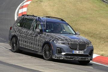 Alpina blaast met BMW X7 over de 'Ring
