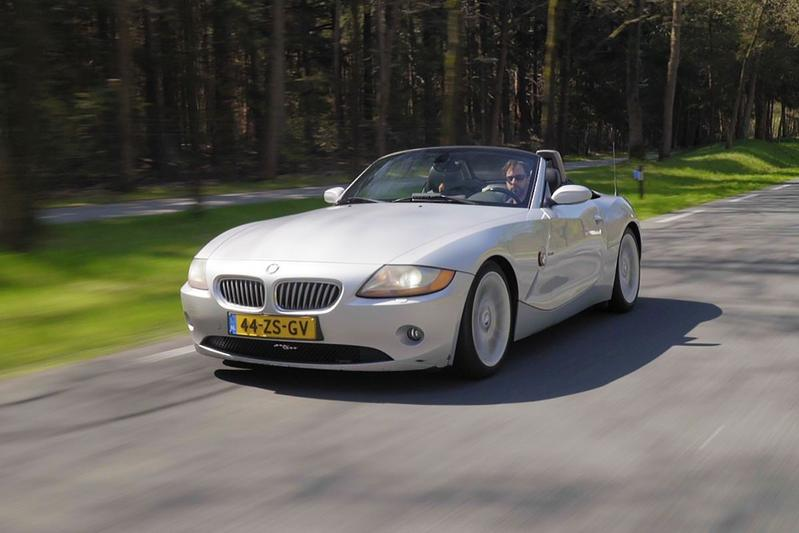 BMW Z4 Roadster 3.0i – 2004 – 458.666 km - Klokje Rond