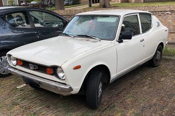 In het Wild: Datsun 100A Cherry (1974)