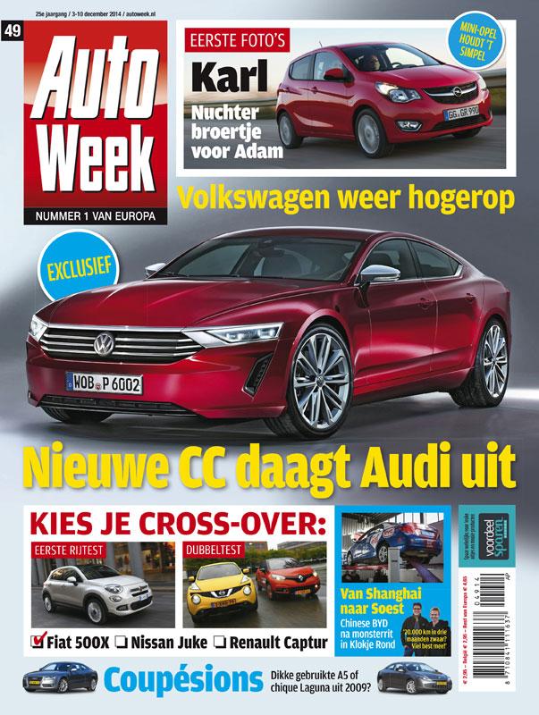 AutoWeek 49 2014