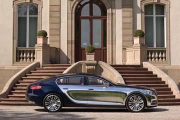 Terugblik: 'Bugatti Galibier: de volgende Bugatti'