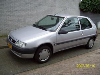 Citroën Saxo 1.1i SX (1998)