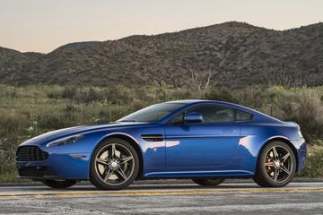 Voor Amerika: Aston Martin Vantage GTS