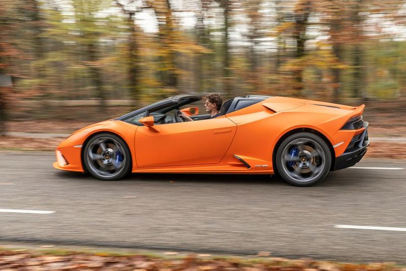 Lamborghini Huracán Evo RWD Spyder - Rij-impressie