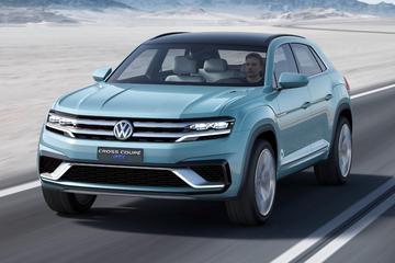 Ook Volkswagen Cross Coupé als GTE plug-in