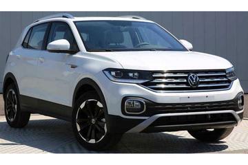 Tweede Volkswagen T-Cross voor China