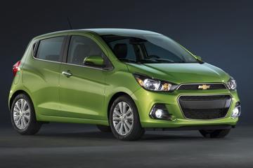 Chevrolet presenteert nieuwe Spark