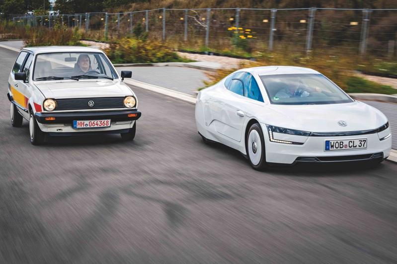Volkswagen zuinig XL1 Polo