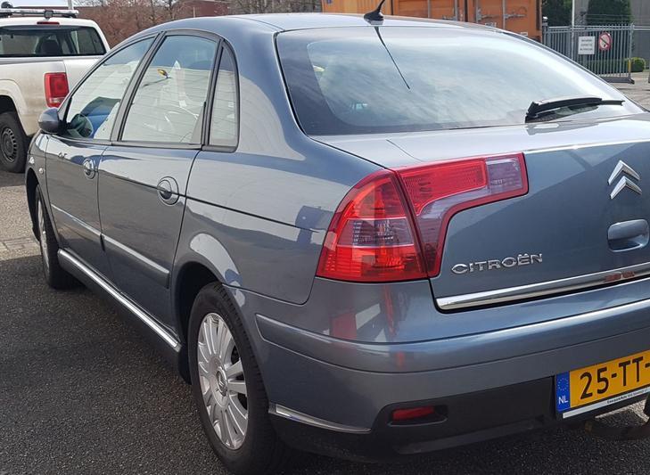 Citroën C5 2.0 16V Caractère (2007)