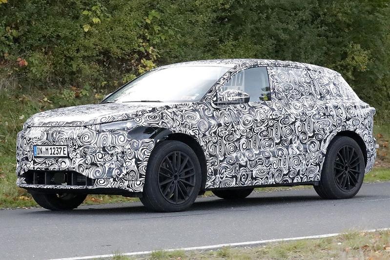 Audi Q6 e-tron: Macan-broer buiten de deur